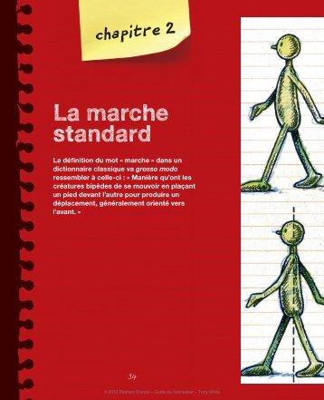 chapitre 2 La marche standard - Pearson
