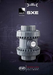 SXE - Plastic Systems