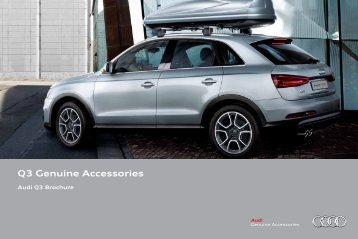Download Brochure - Audi Middle East > Home