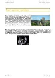 Tema 4. Incidencia y paralelismo - aulAragon