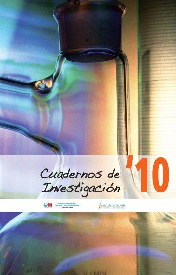 Cuadernos 10_MaquetaciÛn 1 - Comunidad de Madrid