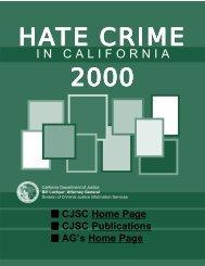 CA HATE CRIME 2000 - Ossh.com