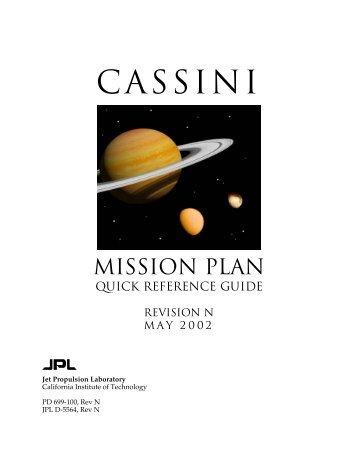 Jet Propulsion Laboratory California Institute of Technology ... - CAPS