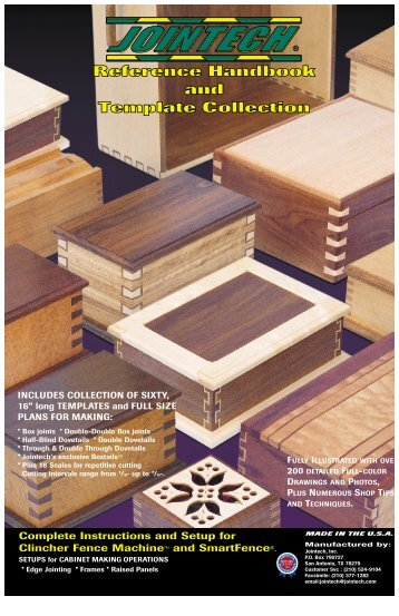 Manufactured by - Woodworking Tools