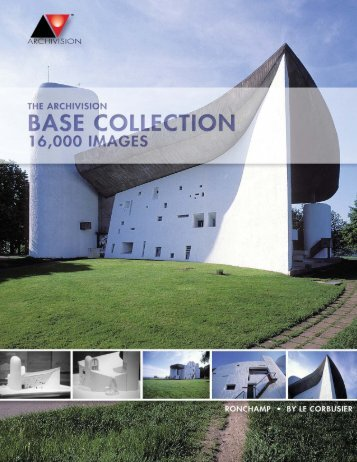 to download PDF catalogue of Base Collection - Archivision