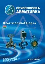 Katalog 2002 .azen..qxd - Severočeská armaturka