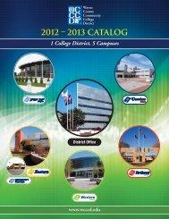 Fall 2012 - Summer 2013 Catalog - Wayne County Community ...