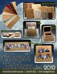 Colorado Heirloom Catalog