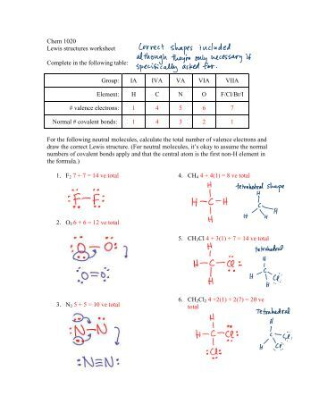 Worksheets Drawing Lewis Structures Worksheet drawing lewis structures worksheet delibertad delibertad
