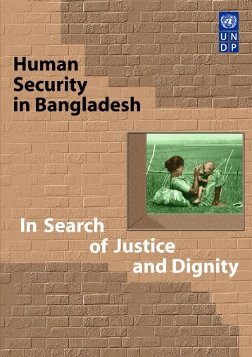 Cover - United Nations in Bangladesh