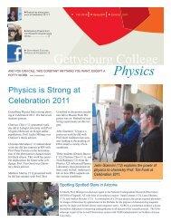 Gettysburg College Physics
