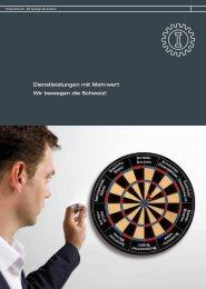 Dienstleistungen mit Mehrwert Wir bewegen die ... - Alfred Imhof AG