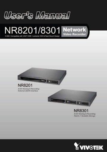 LAN - Kamery IP