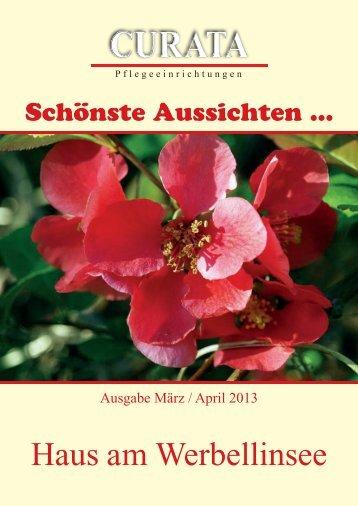 Hauszeitung März-April 2013