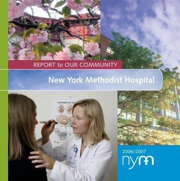 2007 Report - New York Methodist Hospital