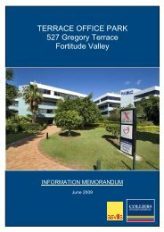 Terrace Office Park is regarded as one of Brisbane's premier office ...