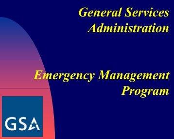 Presidential Decision Directive 67 - Oklahoma Federal Executive ...
