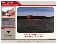 12695 w. national ave new berlin, wi 53151 for lease