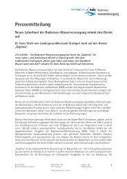 Neues Laborboot der Bodensee-Wasserversorgung nimmt den ...