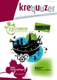 kreuz und quer - Ausgabe 1/2013 Dateityp: pdfDateigröße - BDKJ ...