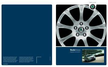 Skoda Octavia accessoires 2010.pdf - Fleetwise