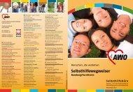 Selbsthilfewegweiser Bamberg/Forchheim - AWO  Bamberg