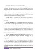 Barriers to the Implementation of Knowledge Management in Iranian ... - Page 4