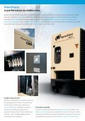 G10-G500 PowerSource Generators G10-G500 Groupes ... - Euromat - Page 2