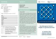 Berufsbezogenes Deutsch – Knüpfen am gemeinsamen ... - GIB NRW