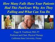 Slide set- Main Lecture - UCSF Fresno