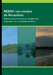 REDD+ nos estados da Amazônia: - Idesam