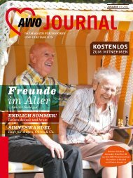 Freunde im Alter - AWO Journal