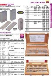 Steel Gauge Blocks Precision & Laboratory Equipment ... - everpro.my