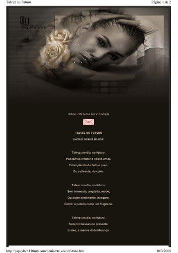 2008 - Poesia