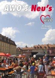 Ihr Arbeit - AWO Bamberg