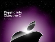 Digging into Objective-C
