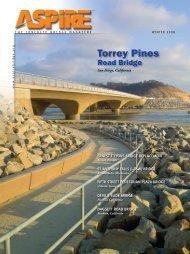 ASPIRE Winter 08 - Aspire - The Concrete Bridge Magazine