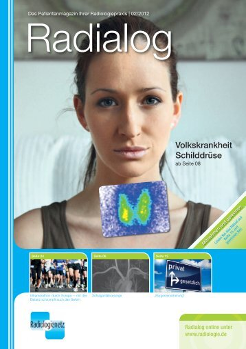 Ausgabe 02/2012 - Radiologie.de