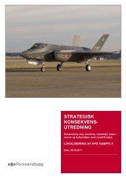 Strategisk konsekvensutredning - Regjeringen.no