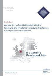 Praxisbericht 39 - ERCIS - European Research Center for ...