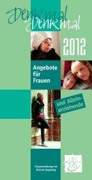 Angebote für Frauen - Bistum Augsburg