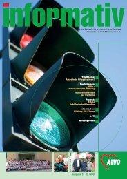 Informativ Ausgabe 51 - AWO