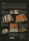 """Page 1 Page 2 The Drummer's Drum In SONOR """"The Drummers ... - Page 4"""