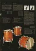 """Page 1 Page 2 The Drummer's Drum In SONOR """"The Drummers ... - Page 7"""