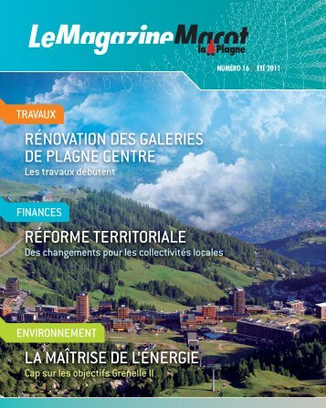 Télécharger le document (PDF, 4.27MB) - Mairie de Macot La Plagne