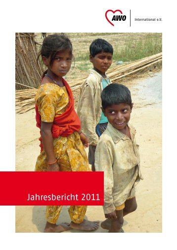Jahresbericht 2011 - AWO international