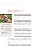Jahresbericht 2011 - AWO international - Page 6