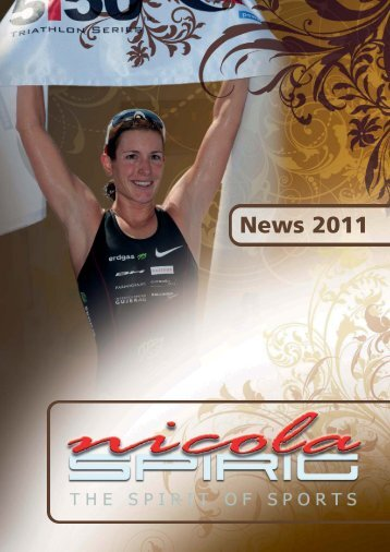 News 2011 - Nicola Spirig