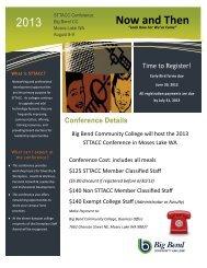 STTACC Conference Program & Agenda