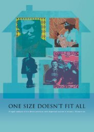One Size Doesn't Fit All - FLAC